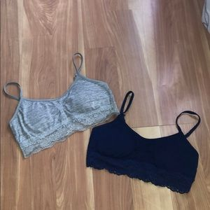 Sleep/Training bras, size Small